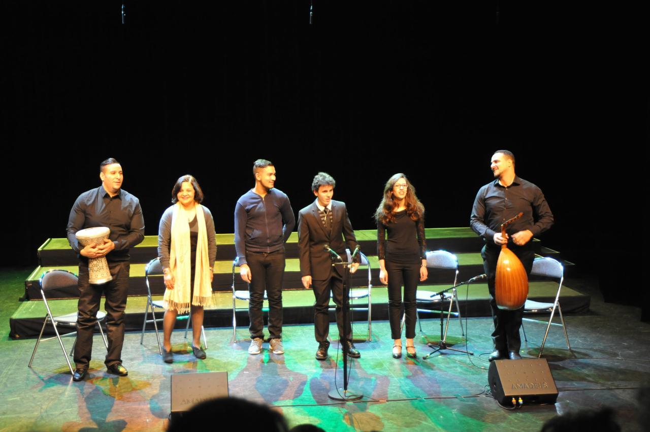 Ensemble vocal oriental 2
