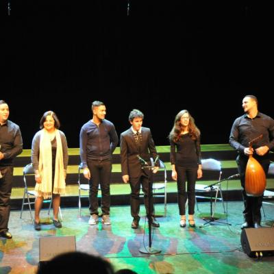 Ensemble vocal oriental 2