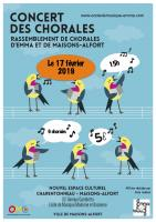 Affiche chorales 19
